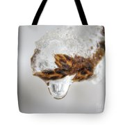 It Is  Melting Tote Bag