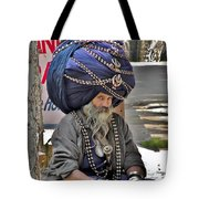 Its All In The Head - Rishikesh India Tote Bag