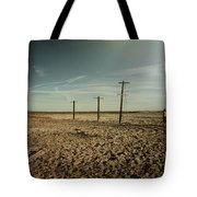 It Was A Strange Day Tote Bag