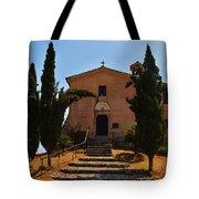 Italian Chapel Tote Bag
