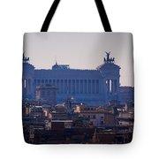 Italian Democracy Tote Bag