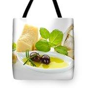 Italian Flavors Tote Bag