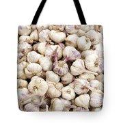Italian Garlic Bulbs Tote Bag