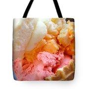 Italian Gelato Tote Bag