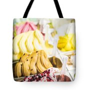 Italian Gelatto Ice Cream Tote Bag