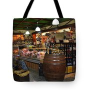 Italian Grocery Tote Bag