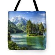 Italian Island Tote Bag