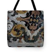 Italian Marble Marvels Tote Bag