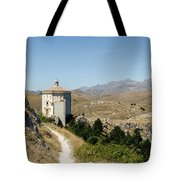 In That Quiet Earth - An Italian Landscape  Tote Bag