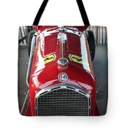 Italian Passion Tote Bag