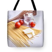 Italian Pasta Meal Tote Bag