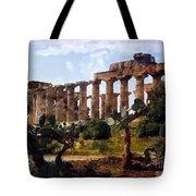 Italian Ruins 1 Tote Bag