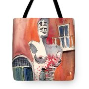 Italian Sculptures 05 Tote Bag