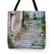 Italian Stairway Tote Bag