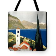 Italian Travel Poster, C1930 Tote Bag