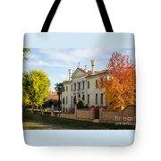 Italian Villa Tote Bag