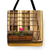 Italian Window Box Tote Bag