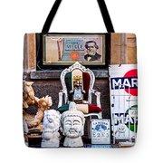 Italy Memorabilia Tote Bag