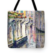 Italy Venice Midday Tote Bag