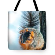 Itchy Dance Tote Bag