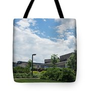 Ithaca College Campus Tote Bag by Photographic Arts And Design Studio