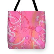 It's A Girl Party Tote Bag