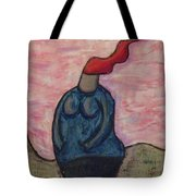 It's A Little Chilly Out Tote Bag