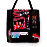 It's A Sign Tote Bag