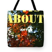 Its About Time Tote Bag