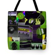 It's All About Music Tote Bag