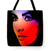 Its All In My Eyes Tote Bag