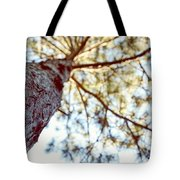 It's All Looking Up Tote Bag