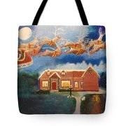 It's Christmas Time Tote Bag