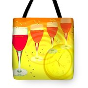 Its Five O'clock Somewhere Tote Bag
