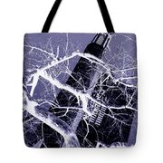 It's Getting Late Tote Bag