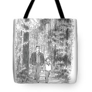 It's Good To Know About Trees.  Just Remember Tote Bag