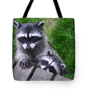 It's Nice To Meet You Tote Bag