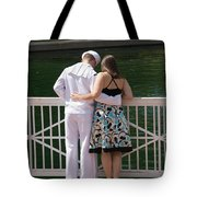 It's Not Goodbye Tote Bag