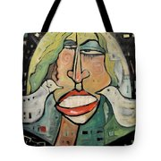 Its Not Nice To Mess With Mother Nature Tote Bag