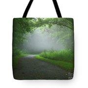 Mystery Walk Tote Bag