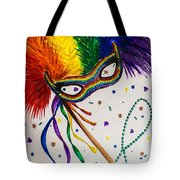 It's Party Time Tote Bag