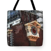 It's Time To Build Tote Bag