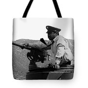 Ivan Dixon Suppose They Gave A War And Nobody Came Golder Dam Tucson Arizona 1969 Tote Bag