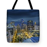 I've Got The Blues In Vancouver Tote Bag
