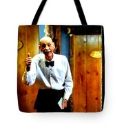 I've Heard About You Tote Bag