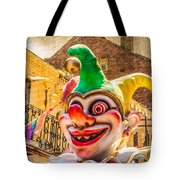 I've Never Liked Clowns Tote Bag