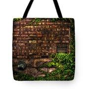 Ivy And Bricks Tote Bag