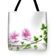 Ivy And Mallow Tote Bag