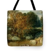 Ivy Bridge Tote Bag