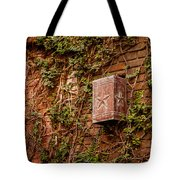 Ivy League Star Tote Bag